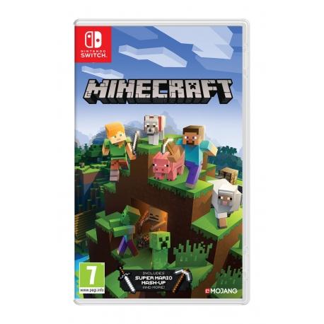 Minecraft: Nintendo Switch Edition Switch