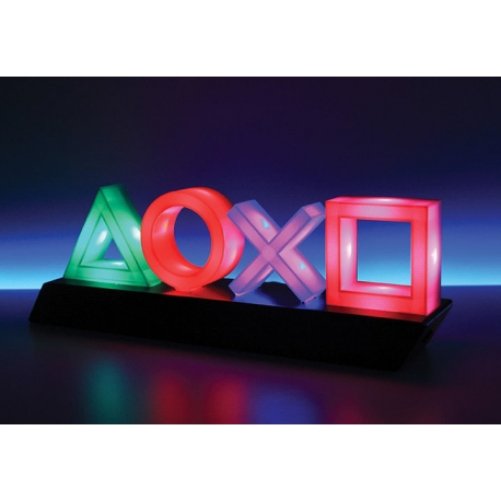 Candeeiro Playstation Icons