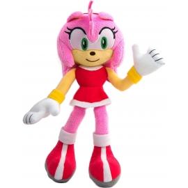 Peluche Sonic 25th Anniversary - Classic Amy Head 20cm