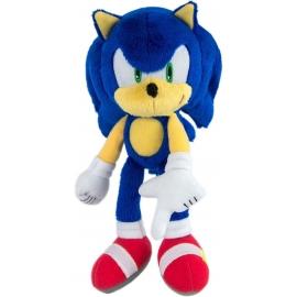 Peluche Sonic 25th Anniversary - Classic Sonic Head 20cm