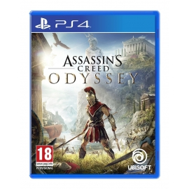 Assassin's Creed Odyssey - Standard Edition PS4