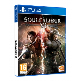 SoulCalibur VI PS4