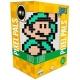 Pixel Pals - Super Mario Bros 3 Luigi 004 Figura Colecionavel com Luz