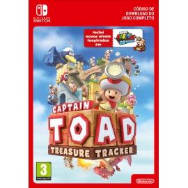 Captain Toad: Treasure Tracker Switch (Nintendo Digital)