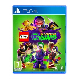 LEGO DC Super-Villains PS4 - Oferta DLC