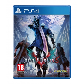 Devil May Cry 5 - Standard Edition PS4