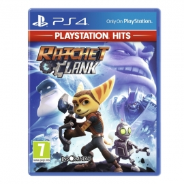 Ratchet & Clank - Playstation Hits (Em Português) PS4