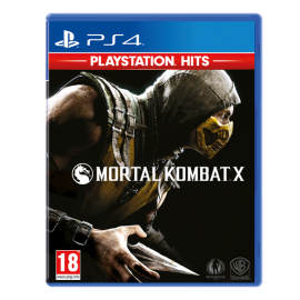 Mortal Kombat X - Playstation Hits PS4