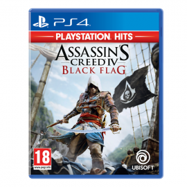Assassin's Creed IV: Black Flag - Playstation Hits PS4
