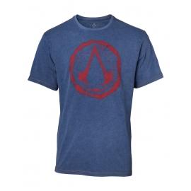 T-Shirt Assassin's Creed Faux Denim - Tamanho L