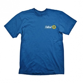 T-shirt Fallout 76 Logo - Tamanho L