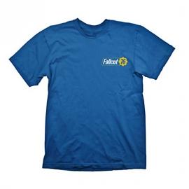 T-shirt Fallout 76 Logo - Tamanho XL