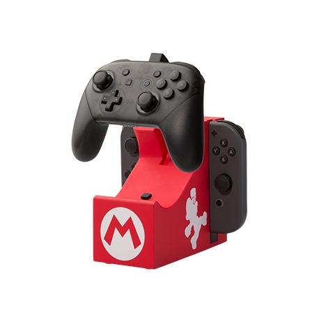 Joy-Con & Pro Controller Charging Dock Super Mario Switch