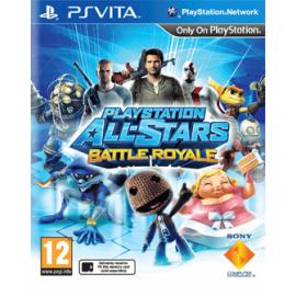 PlayStation All-Stars Battle Royale PSVita