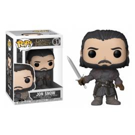 POP! Vinyl TV: Game of Thrones Jon Swon 61