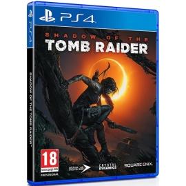 Shadow of Tomb Raider (Seminovo) PS4