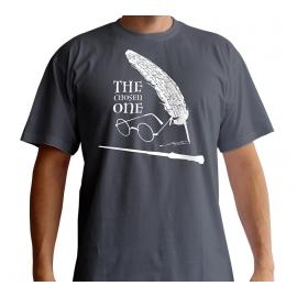 T-Shirt Harry Potter Chosen One - Tamanho L