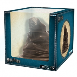 Caneca 3D Harry Potter - Sorting Hat