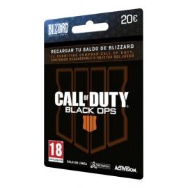 Cartão Blizzard Call Of Duty: Black Ops 4 20€ (Digital) - (Envio por Email)
