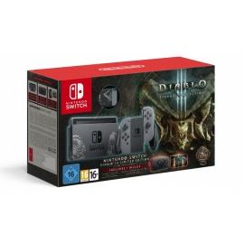 Consola Nintendo Switch Edição Limitada Diablo III (Inclui Código Descarga do Jogo)