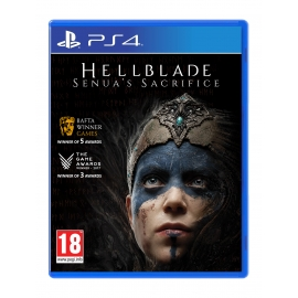 Hellblade - Senua's Sacrifice PS4