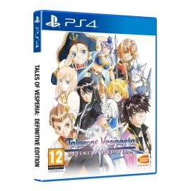 Tales Of Vesperia: Definitive Edition PS4