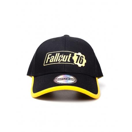 Boné Fallout 76 - Yellow Logo