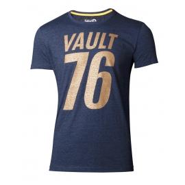 T-shirt Fallout 76: Golden 76 - Tamanho XL