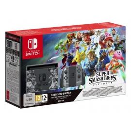 Consola Nintendo Switch Edição Especial Super Smash Bros. Ultimate