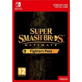 Super Smash Bros. Ultimate - Fighters Pass Switch (Nintendo Digital)