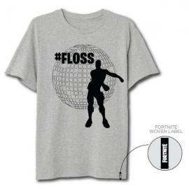T-Shirt Fortnite Floss Like a Boss - Tamanho M