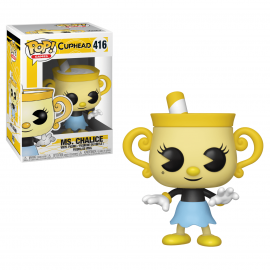 POP! Vinyl Games: Cuphead Ms. Chalice 416