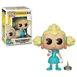 POP! Vinyl Games: Cuphead Sally Stageplay 414