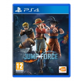 Jump Force - Standard Edition PS4