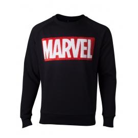 Camisola Marvel: Chenille Box Logo - Tamanho S