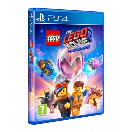 The LEGO Movie 2: Videogame - Standard Edition PS4