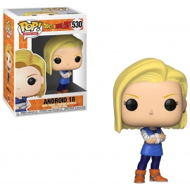 POP! Vinyl Animation: Dragon Ball Z - Android 18 530