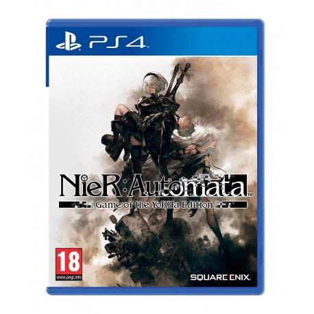 NieR: Automata - Game of the YoRHa Edition PS4