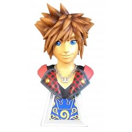 Busto Legends in 3D - Sora Kingdom Hearts 3