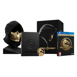 Mortal Kombat 11 - Kollector's Edition PS4