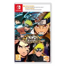Naruto Ultimate Ninja Storm Trilogy Switch