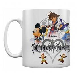 Caneca Kingdom Hearts Logo