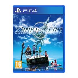 Zanki Zero: The Last Beginning PS4
