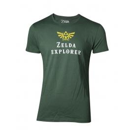 T-shirt Zelda Tour Merch Style - Tamanho M