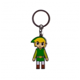 Porta-chaves Zelda - Link with Moveable Head