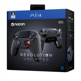 Comando Wireless Nacon Revolution Unlimited Pro PS4