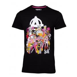 T-shirt Rage 2: The Squad - Tamanho XL