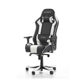 Cadeira DXracer King K06-NW - Preto Branco