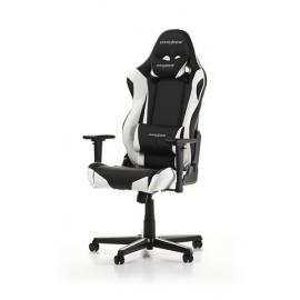 Cadeira DXracer Racing R0-NW - Preto Branco