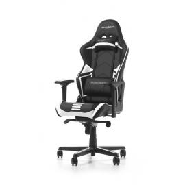 Cadeira DXracer Racing Pro R131-NW - Preto Branco